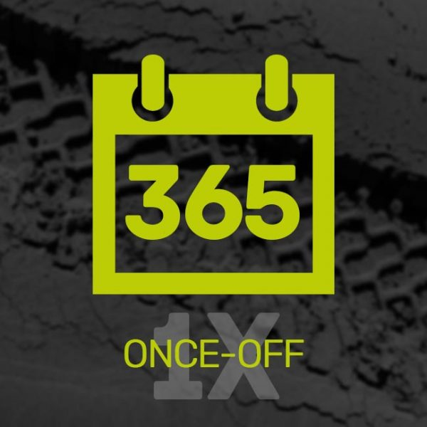 product image - 365days once-off