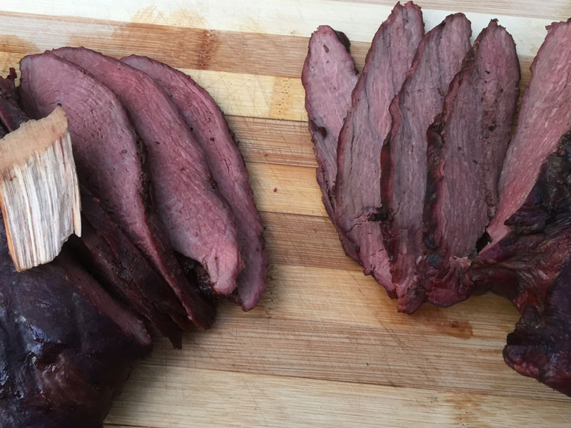 skiet n bok - how to hot-smoke venison