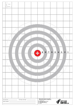 Just Plain Hunting Archery Targets