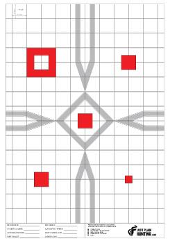 Just Plain Hunting Rifle Targets