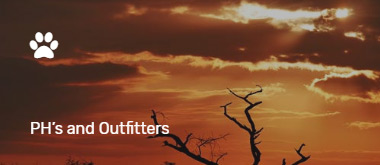 Listing Category - PHs & Outfitters